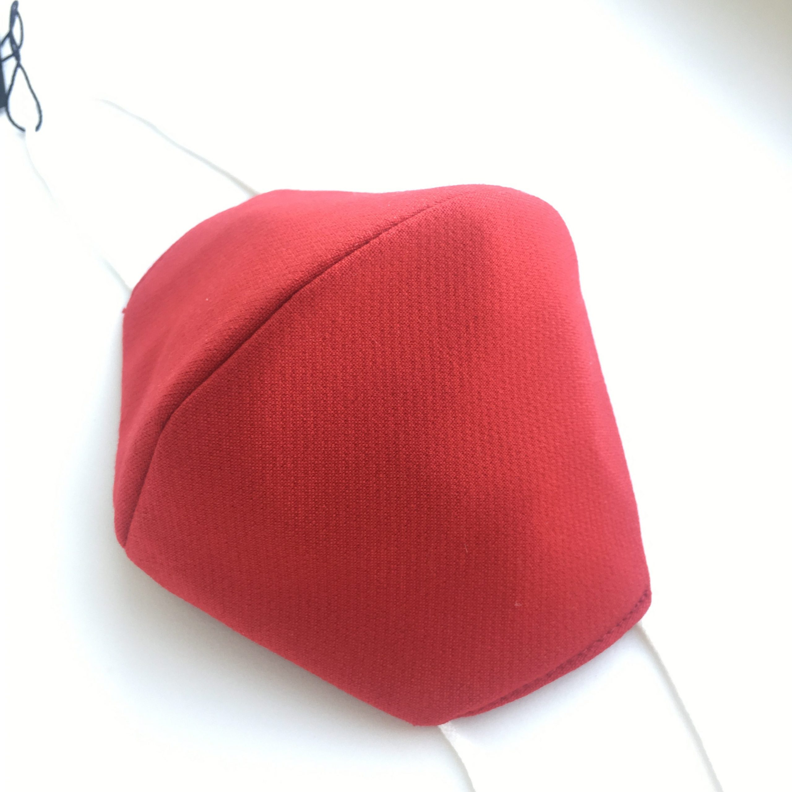 Protective Face Mask Red
